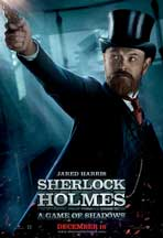 Sherlock Holmes A Game of Shadows - 11 x 17 Movie Poster - Style K