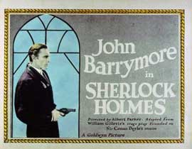 Sherlock Holmes - 11 x 14 Movie Poster - Style A