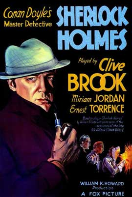 Sherlock Holmes - 11 x 17 Movie Poster - Style A