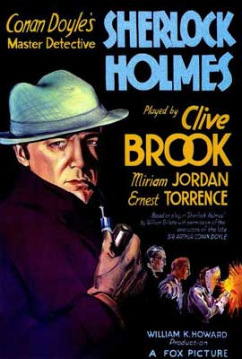 Sherlock Holmes - 27 x 40 Movie Poster - Style A