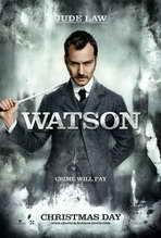 Sherlock Holmes - 11 x 17 Movie Poster - Style B