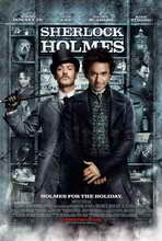 Sherlock Holmes - 11 x 17 Movie Poster - Style E