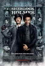 Sherlock Holmes - 27 x 40 Movie Poster - Style E