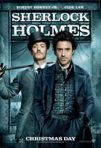 Sherlock Holmes - 11 x 17 Movie Poster - Style F