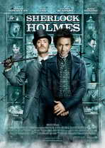 Sherlock Holmes - 27 x 40 Movie Poster - Swedish Style A
