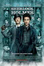Sherlock Holmes - 11 x 17 Movie Poster - Style G