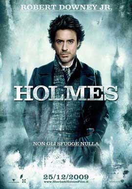 Sherlock Holmes - 11 x 17 Movie Poster - Italian Style B