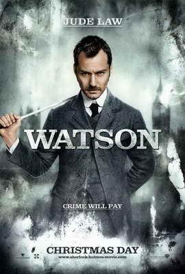 Sherlock Holmes - 27 x 40 Movie Poster - Style B