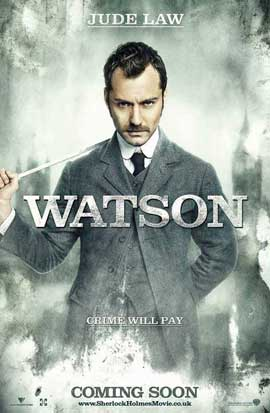 Sherlock Holmes - 11 x 17 Movie Poster - UK Style B