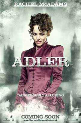 Sherlock Holmes - 11 x 17 Movie Poster - UK Style C