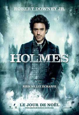 Sherlock Holmes - 27 x 40 Movie Poster - Canadian Style A
