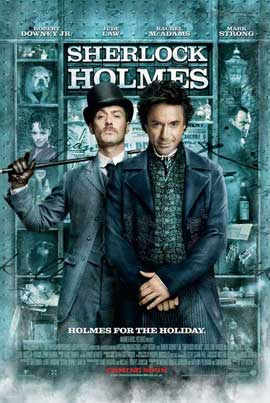 Sherlock Holmes - 11 x 17 Movie Poster - UK Style E