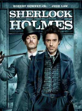 Sherlock Holmes - 11 x 17 Movie Poster - UK Style F