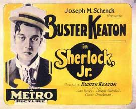Sherlock, Jr. - 11 x 14 Movie Poster - Style A