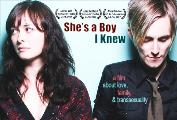 She's a Boy I Knew - 27 x 40 Movie Poster - UK Style A