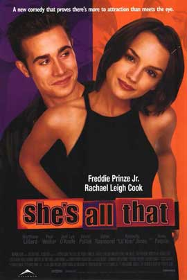 She's All That - 11 x 17 Movie Poster - Style A