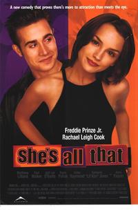 She's All That - 27 x 40 Movie Poster - Style A