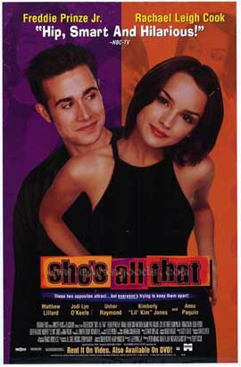 She's All That - 27 x 40 Movie Poster - Style B