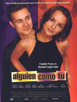 She's All That - 11 x 17 Movie Poster - Spanish Style A