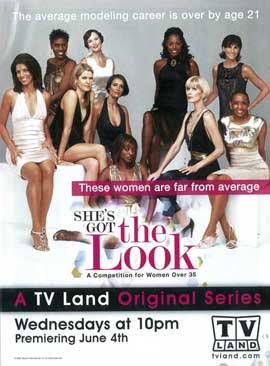 She's Got The Look - 11 x 17 TV Poster - Style A