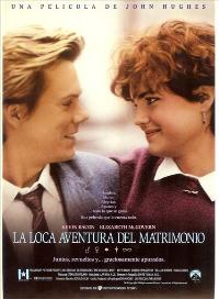 She's Having a Baby - 27 x 40 Movie Poster - Spanish Style A