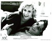 She's Out of Control - 8 x 10 B&W Photo #4