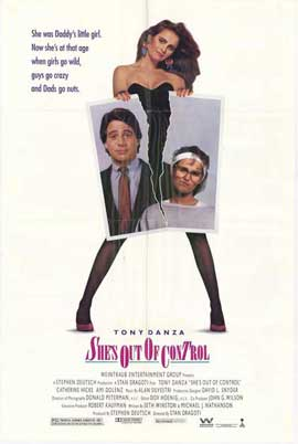 She's Out of Control - 27 x 40 Movie Poster - Style A