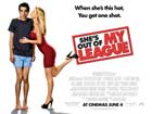 She's Out of My League - 30 x 40 Movie Poster UK - Style A