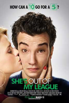 She's Out of My League - 27 x 40 Movie Poster - Style A