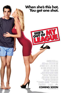 She's Out of My League - 11 x 17 Movie Poster - Style B