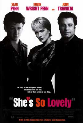 She's So Lovely - 27 x 40 Movie Poster - Style A