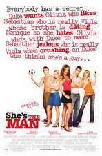 She's the Man - 11 x 17 Movie Poster - Style A