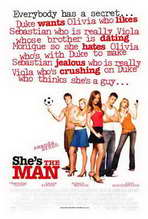 She's the Man - 27 x 40 Movie Poster - Style A