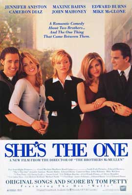 She's the One - 27 x 40 Movie Poster - Style A