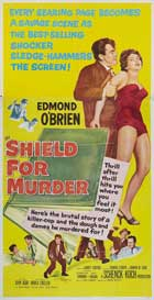 Shield for Murder - 20 x 40 Movie Poster - Style A