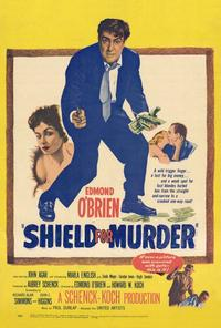 Shield for Murder - 27 x 40 Movie Poster - Style A