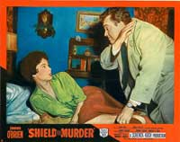 Shield for Murder - 11 x 14 Movie Poster - Style B