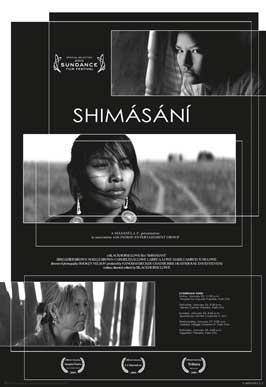 Shimasani - 11 x 17 Movie Poster - Style A