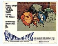 Shinbone Alley - 11 x 14 Movie Poster - Style B