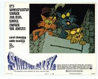 Shinbone Alley - 11 x 14 Movie Poster - Style E