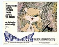 Shinbone Alley - 11 x 14 Movie Poster - Style G