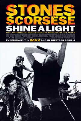 Shine A Light - 27 x 40 Movie Poster - Style A