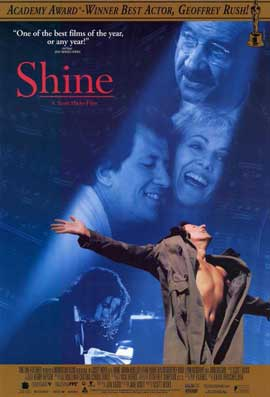 Shine - 11 x 17 Movie Poster - Style A