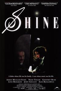 Shine - 11 x 17 Movie Poster - Style C