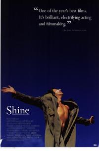 Shine - 27 x 40 Movie Poster - Style B