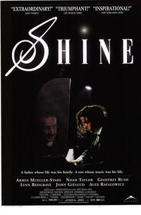 Shine - 27 x 40 Movie Poster - Style C