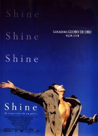 Shine - 27 x 40 Movie Poster - Spanish Style A