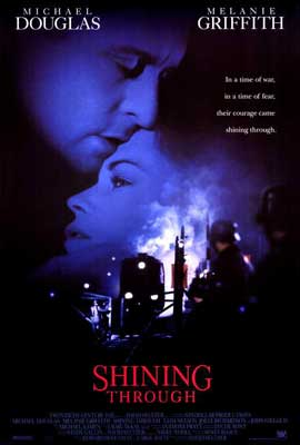 Shining Through - 27 x 40 Movie Poster - Style A