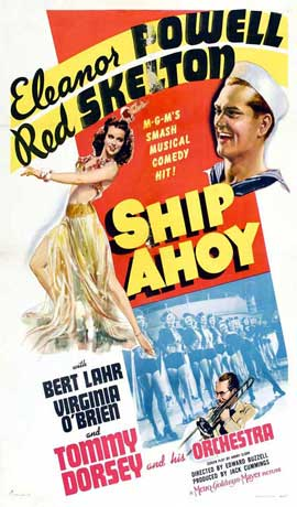 Ship Ahoy - 11 x 17 Movie Poster - Style A