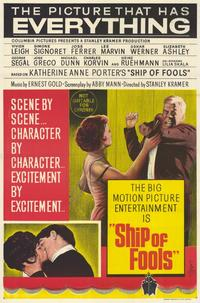 Ship of Fools - 11 x 17 Movie Poster - Style A